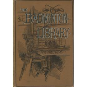 THE BADMINTON LIBRARY - GOLF