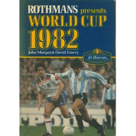 ROTHMANS PRESENTS WORLD CUP 1982