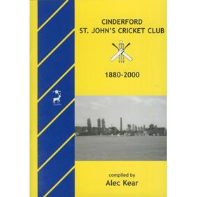CINDERFORD ST. JOHN CRICKET CLUB 1880-2000