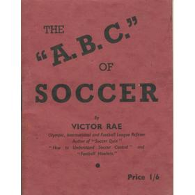 "THE ""ABC"" OF SOCCER"