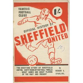FAMOUS FOOTBALL CLUBS - SHEFFIELD UNITED