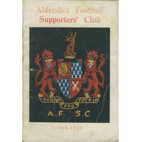 ALDERSHOT FOOTBALL SUPPORTERS