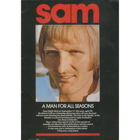 SAM: A MAN FOR ALL SEASONS (SAM DOBLE)