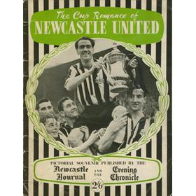 THE CUP ROMANCE OF NEWCASTLE UNITED