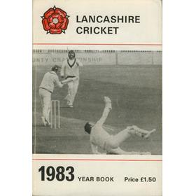 OFFICIAL HANDBOOK OF THE LANCASHIRE COUNTY CRICKET CLUB 1983