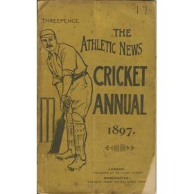 ATHLETIC NEWS CRICKET ANNUAL 1897