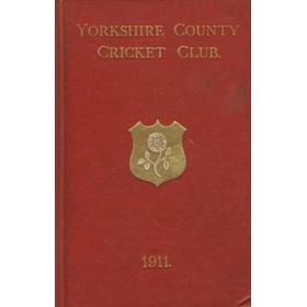 YORKSHIRE COUNTY CRICKET CLUB 1911 [ANNUAL]