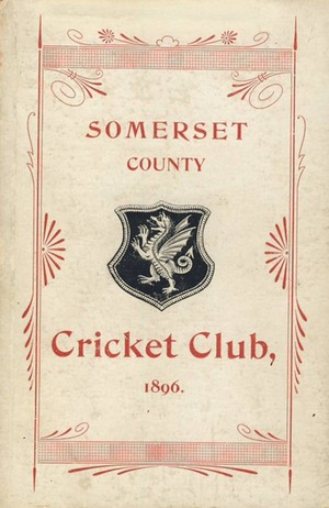 Cricket County Yearbooks