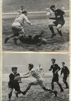 Rugby Union Photographs