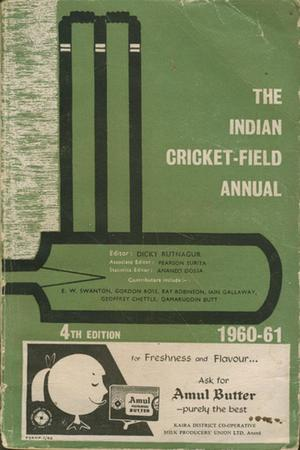 Overseas Cricket Annuals