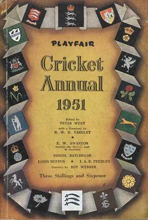 Playfair Cricket Annuals