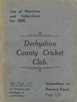 Derbyshire Yearbooks