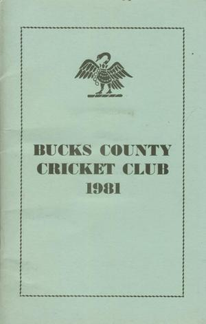 Minor Counties Yearbooks