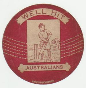 Cricket Cigarette and Trade Cards