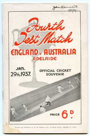 Test Matches