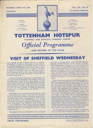 Tottenham Hotspur Home Matches