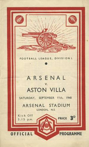 Arsenal Home Matches
