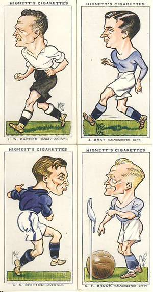 Other Cigarette Cards