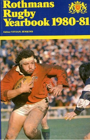 Rothmans Rugby Yearbooks