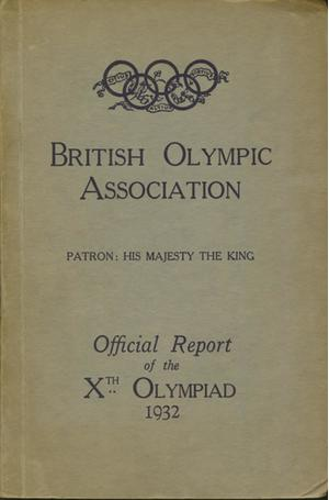 Official Olympic Reports