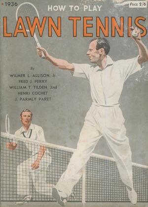 Books on Tennis