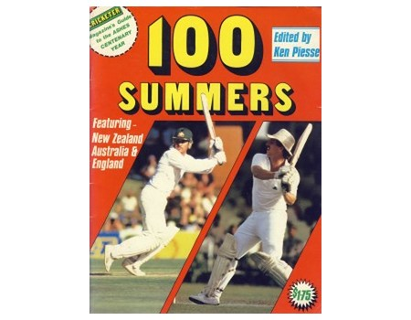 100 SUMMERS ... AN ASHES CENTENARY SPECIAL