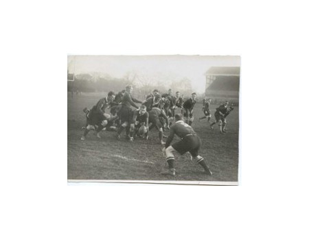 OXFORD UNIVERSITY V BLACKHEATH 1930S