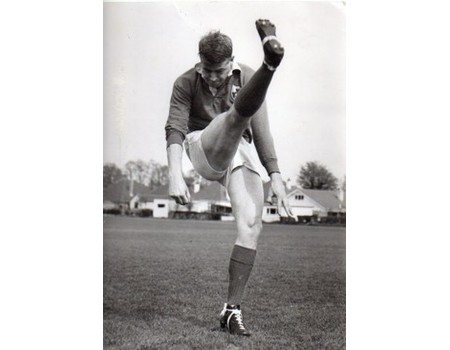 JERRY WALSH (SUNDAYS WELL, IRELAND & BRITISH LIONS)