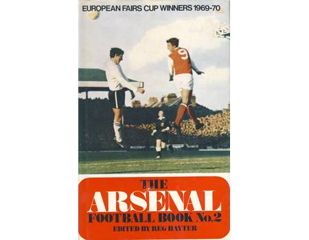 ARSENAL FOOTBALL BOOK NO.2
