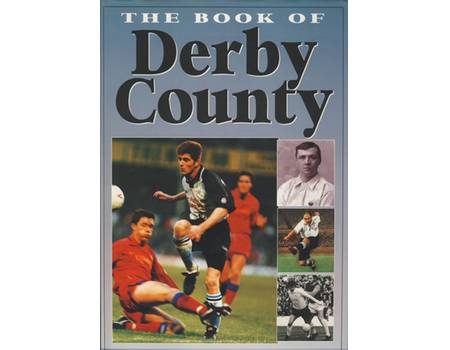 THE BOOK OF DERBY COUNTY