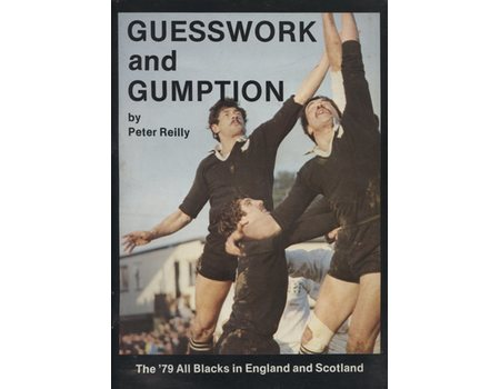 GUESSWORK AND GUMPTION