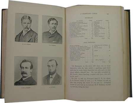 ANNALS OF THE FREE FORESTERS, FROM 1856 TO THE PRESENT DAY