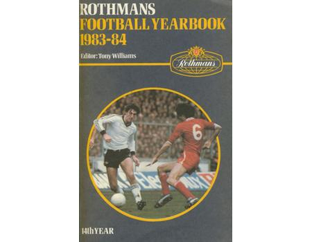 ROTHMANS FOOTBALL YEARBOOK 1983-84