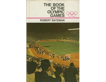 THE BOOK OF THE OLYMPIC GAMES