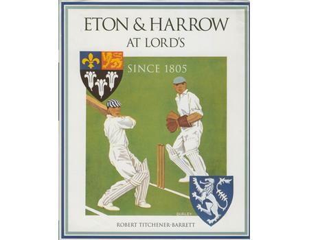 ETON & HARROW AT LORD