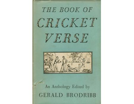 THE BOOK OF CRICKET VERSE