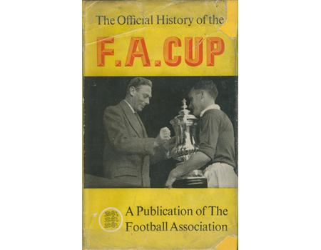THE OFFICIAL HISTORY OF THE F.A. CUP