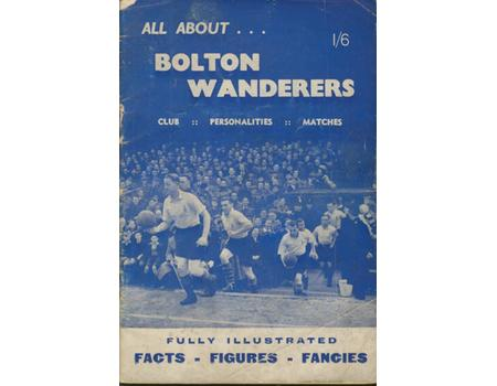 ALL ABOUT... BOLTON WANDERERS