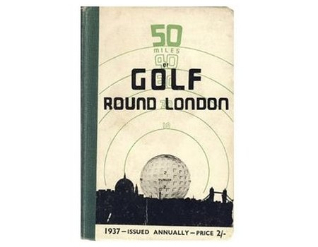 50 MILES OF GOLF ROUND LONDON