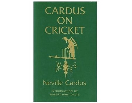 cricket neville cardus Buy english cricket (writers' britain series) on amazoncom free shipping on qualified orders.