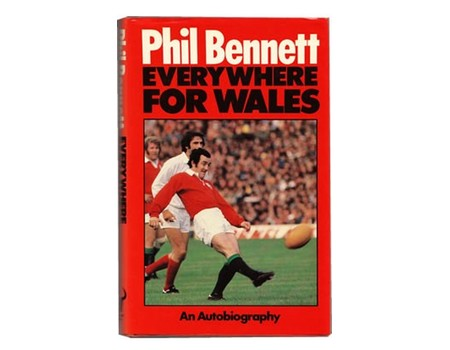 EVERYWHERE FOR WALES: AN AUTOBIOGRAPHY