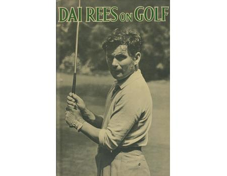 DAI REES ON GOLF