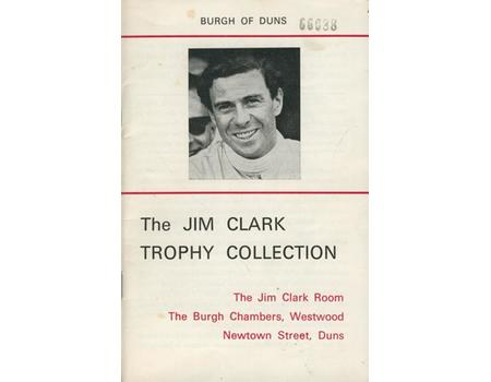 THE JIM CLARK TROPHY COLLECTION