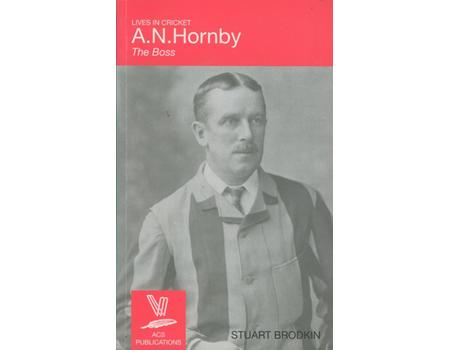 A.N. HORNBY: THE BOSS