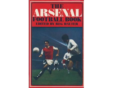 ARSENAL FOOTBALL BOOK NO.1