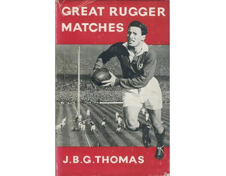 GREAT RUGGER MATCHES