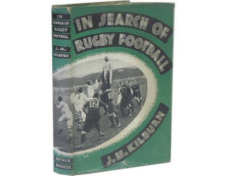 IN SEARCH OF RUGBY FOOTBALL