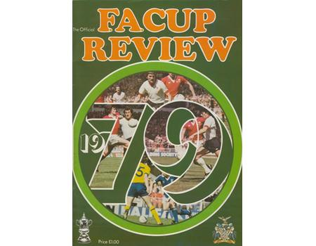 THE OFFICIAL F.A. CUP REVIEW 1979