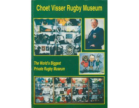 CHOET VISSER RUGBY MUSEUM - THE WORLD