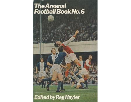 ARSENAL FOOTBALL BOOK NO.6